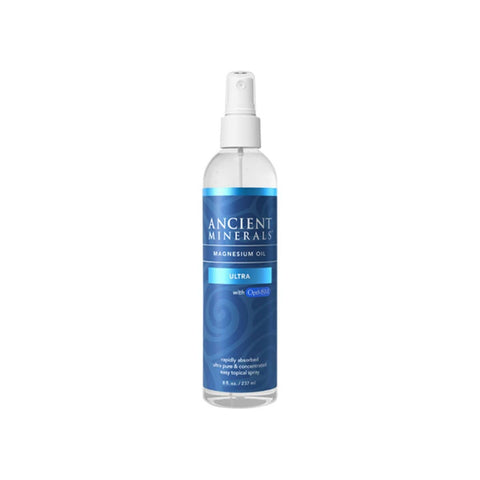 Ancient Minerals - Ultra Magnesium Oil Spray with MSM (237ml)