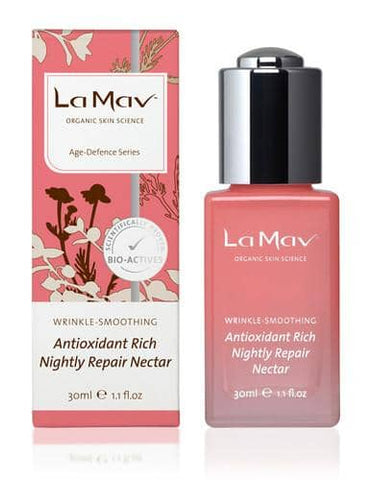 La Mav - Antioxidant Rich Nightly Repair Nectar