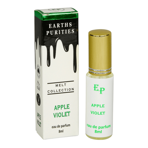 Earths Purities - Eau De Parfum Apple Violet 8ml