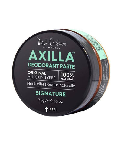 Black Chicken - Axilla Natural Deodorant Paste - Original Signature (75g)