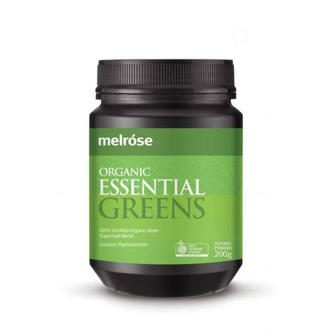 Melrose - Organic Essential Greens (200g)