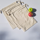 Bare & Co. - Reusable Produce Bags (6 pack)