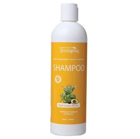 Biologika - Shampoo - Bush Lemon Myrtle (500ml)