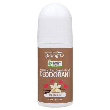 Biologika - Roll-on Deodorant - Vanilla Kiss (70ml)