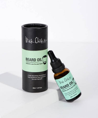 Black Chicken Remedies - Beard Oil 30ml
