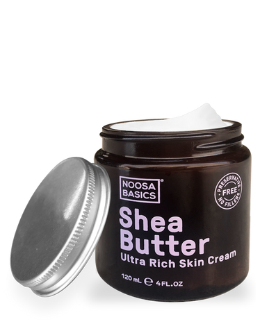 Noosa Basics - Ultra Rich Skin Cream - Shea Butter (120ml)