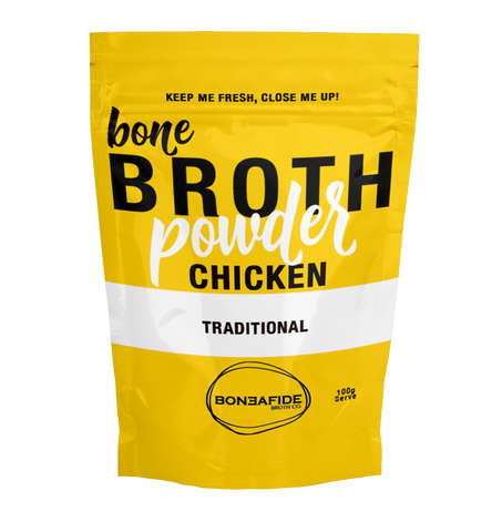 Boneafide Broth Co. - Chicken Bone Broth Powder (80g)