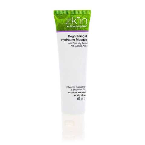 Zk'in - Brightening & Hydrating Face Masque 65ml