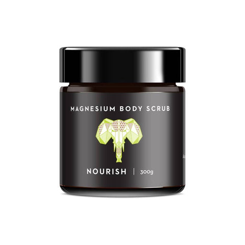 Caim & Able - Coconut and Lime Nourish Body Scrub 300g