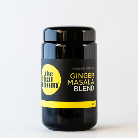 The Chai Room - Ginger Masala Blend (150g)