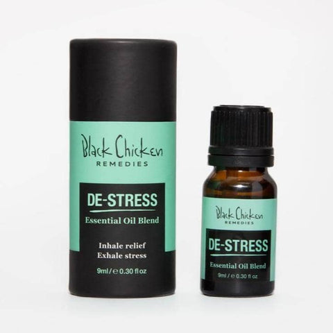 Black Chicken - Essential Oil Blend - De-Stress (9ml)