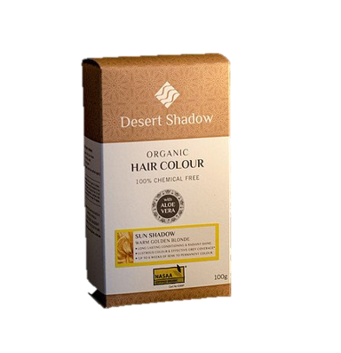 Desert Shadow Organic Hair Colour - Sun Shadow