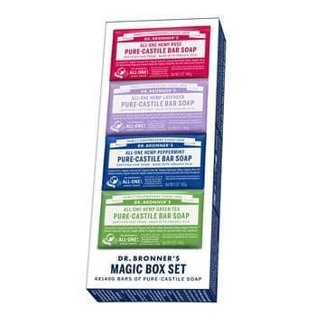 Dr Bronners - Magic Box Set (4 x 140g)