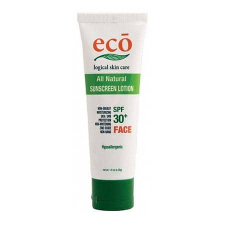 Eco logical - Sunscreen Face SPF 30+ (65g)