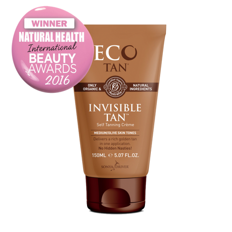 Eco Tan - Invisible Tan (150ml)