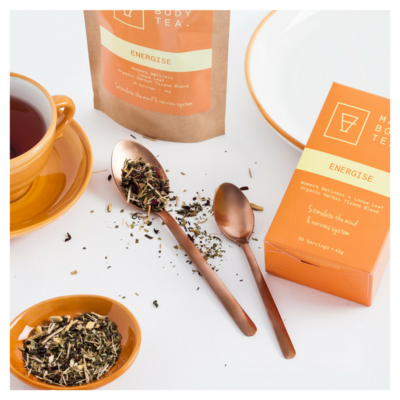 Mama Body Tea - Energise Loose Leaf Tea (35g)