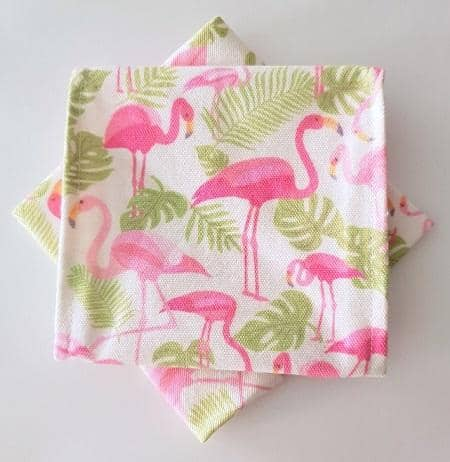4MyEarth - Food Wraps - Flamingoes