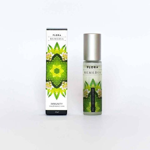 Flora Remedia - Aromatherapy Roll-on - Purify Oil (10ml)
