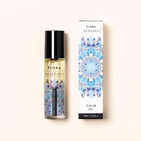 Flora Remedia - Aromatherapy Roll-on - Calm Oil (10ml)