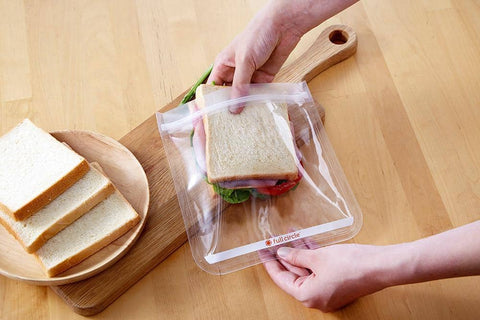 Full Circle - Reusable Sandwich Bags (2 pack)