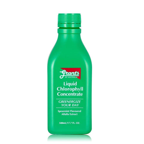 Grants - Liquid Chlorophyll (500mL)