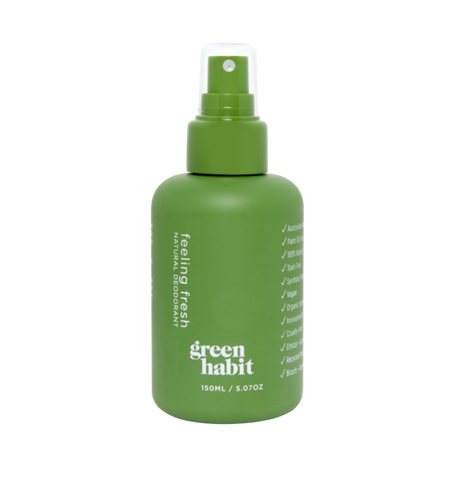 Green Habit - Feeling Fresh Natural Deodorant (150ml)