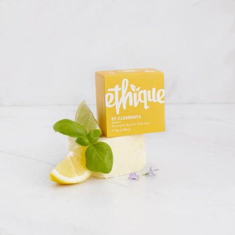 Ethique - Solid Shampoo Bar - St. Clements For Oily Hair (110g)