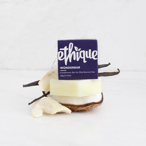 Ethique - Conditioner Bar - Wonderbar for Oily-Normal Hair (60g)