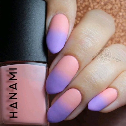 Hanami - 7 Free Nail Polish - Matte Top Coat (15ml)