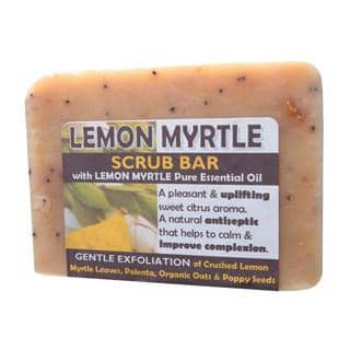 Harmony - Lemon Myrtle Scrub Soap Bar