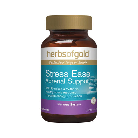 Herbs of Gold - Stress Ease (60 tablets)
