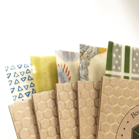 Bee Green Wraps - Individual Wrap - Extra Small