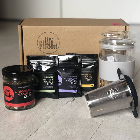 The Chai Room - The Indulge Tea Box
