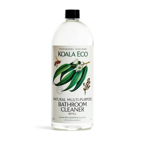 Koala Eco - Multi Purpose Bathroom Cleaner - Eucalyptus (1 Litre Refill)