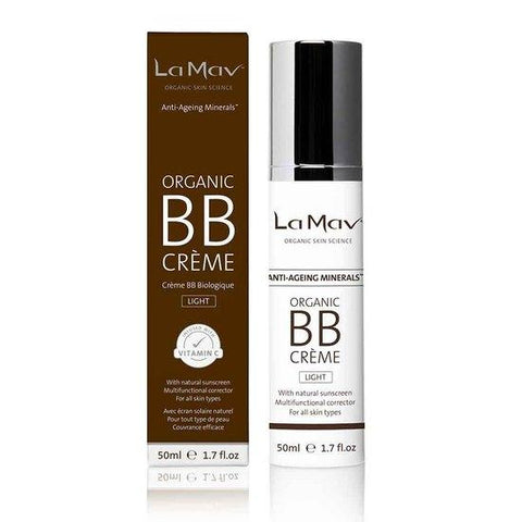 La Mav - Organic BB Creme - Light (50ml)