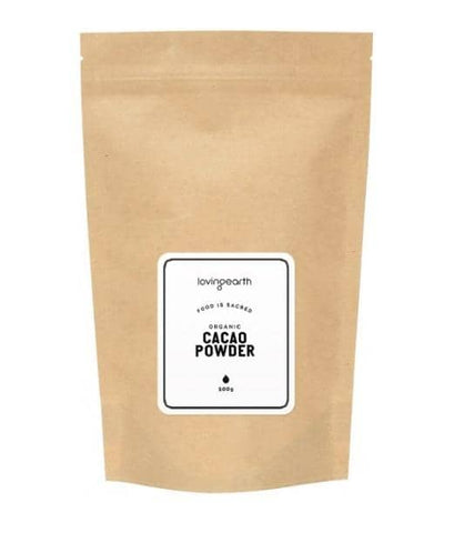 Loving Earth - Cacao Powder (500g)
