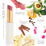 Luk Beautifood - LIMITED EDITION Lip Nourish - Nude Pink (3g)