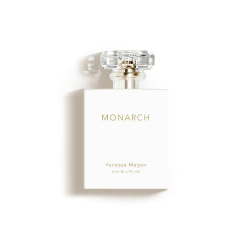 Vanessa Megan - 100% Natural Perfume - Monarch (50ml)