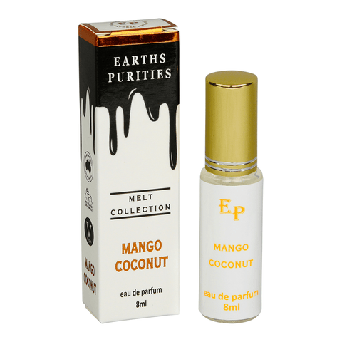 Earths Purities - Eau De Parfum Mango Coconut 8ml