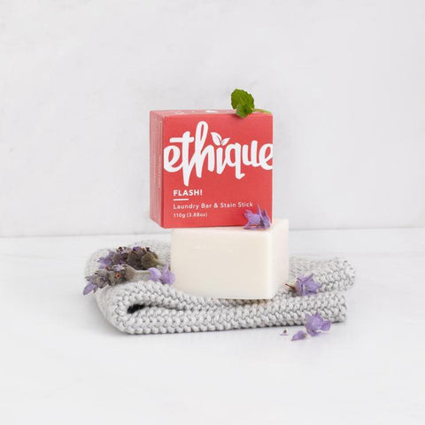 Ethique - Laundry Bar and Stain Stick - Flash! (110g)