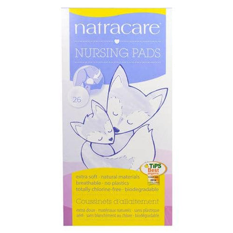 Natracare - Nursing Pads 26 pack