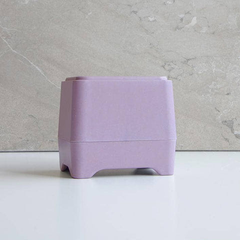 Ethique - Bamboo and Cornstarch In-Shower Container - Lilac