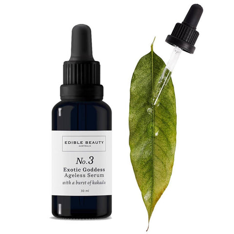Edible Beauty - No.3 Exotic Goddess Ageless Serum (30ml)