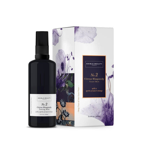 Edible Beauty - No.2 Citrus Rhapsody Toner Mist (100ml)