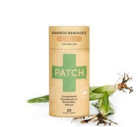 Patch -  Bamboo Bandages - Burns and Blisters (25 pack)
