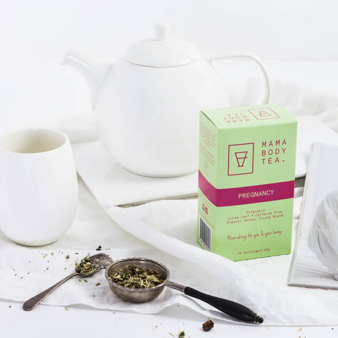 Mama Body Tea - Herbal tea Heart Infuser