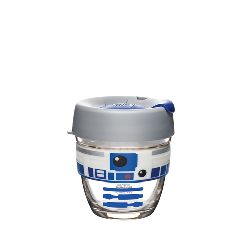 KeepCup Limited Edition Star Wars Brew Coffee Cup - R2D2 (8oz)