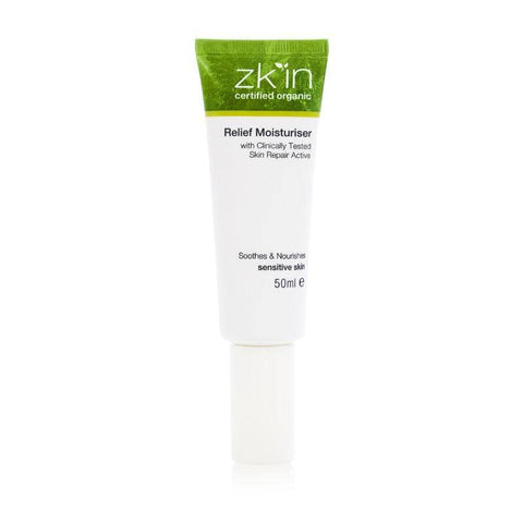 Zk'in - Relief Moisturiser 50ml
