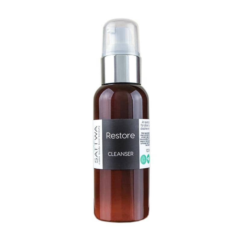 Sattwa - Restore Facial Cleanser and Make Up Remover 100ml