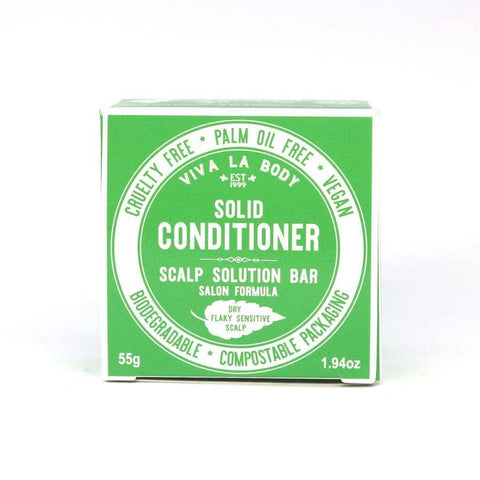 Viva La Body - Solid Conditioner - Scalp Solution (55g)
